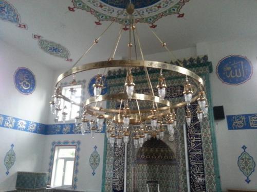 Nevşehir Sarılar Köy Cami