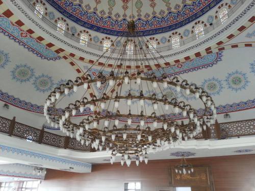 yozgat erdagan akdag ünüversitesi cami